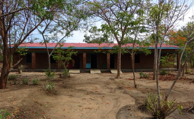 School blocks in Salima District