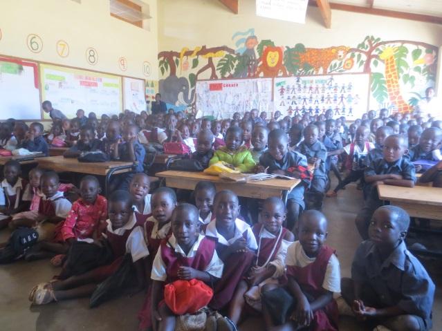 Kasungu demonstration school