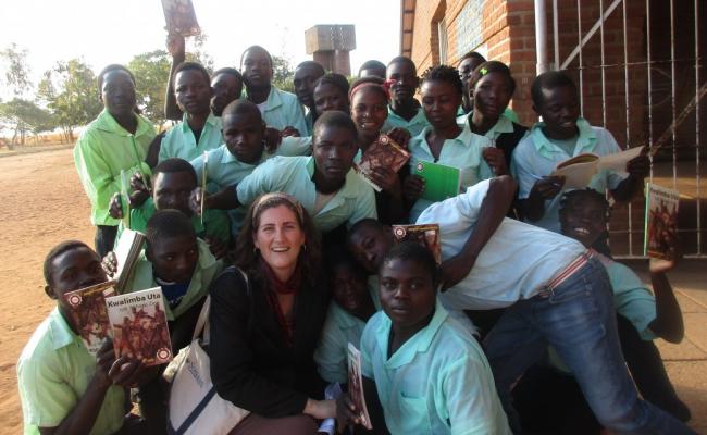 Boeken voor Kasungu TTC Open Secondary School