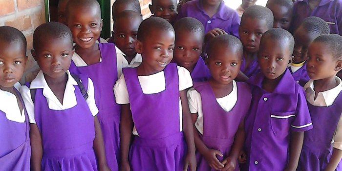 Kadoweke bezig aan eerste schooljaar